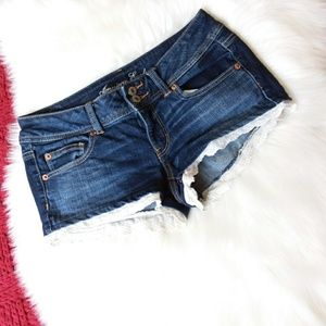 American Eagle Outfitters | Blue Jeans Shorts